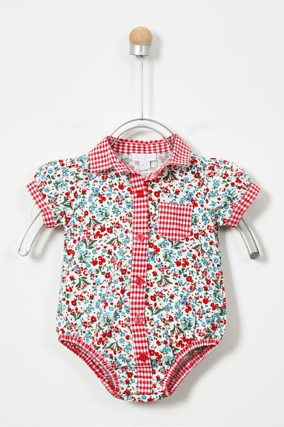 Baby Girl's Body Shirt 19122093100