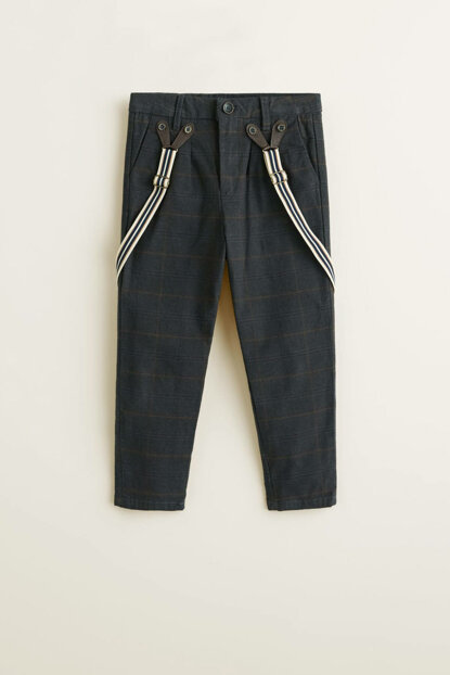 Girls' Gray Trousers 33083034