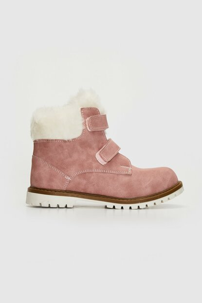 Girls' Light Pink E6T Boots 9WG011Z4
