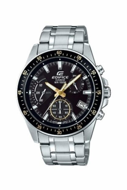 Edifice Men's Wrist Watch EFV-540D-1A9VUDF