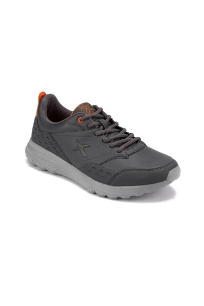 Men's Sneakers with Gray Orange 667800000288