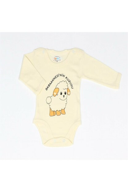 Grandmother's Lamb Long Sleeve Snaps Badi 4222
