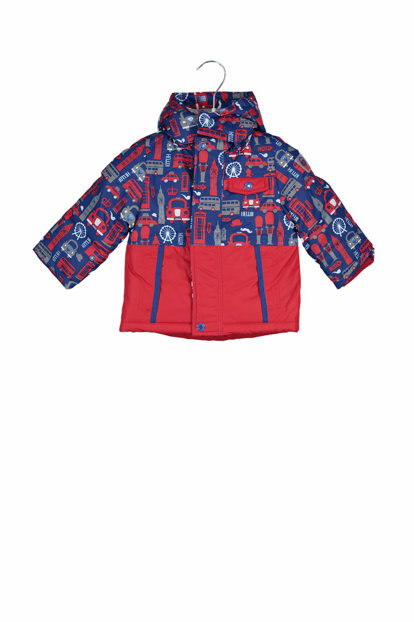 Navy Blue Boys Children's Coats 09084290000000 09084290000000
