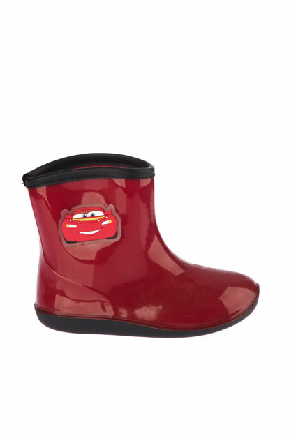 Red Children's Rain Boots 97245