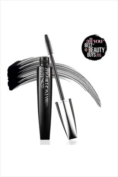 Black Mascara - Super Extend Winged Out Mascara Blackest Black 8681298932192