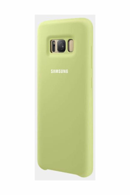 SAMSUNG S8 SILICON COVER GREEN (TURKEY SAMSUNG GUARANTEED) KILIF22