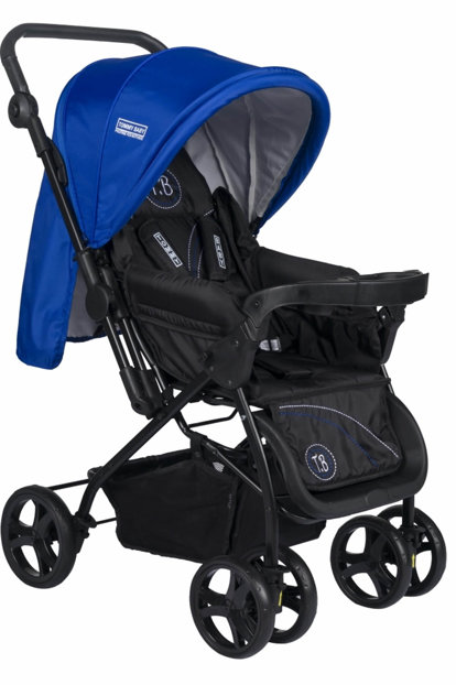 Tommybaby Nadia Lux Double Way Baby Stroller Pushchair Blue / TM-615-1