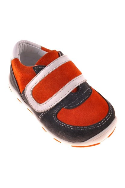 Orange Baby Boy Sport Shoes 3838BBG1059