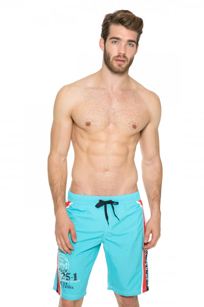 Men's Light Blue Sea Shorts CCU-1855-1081_1205