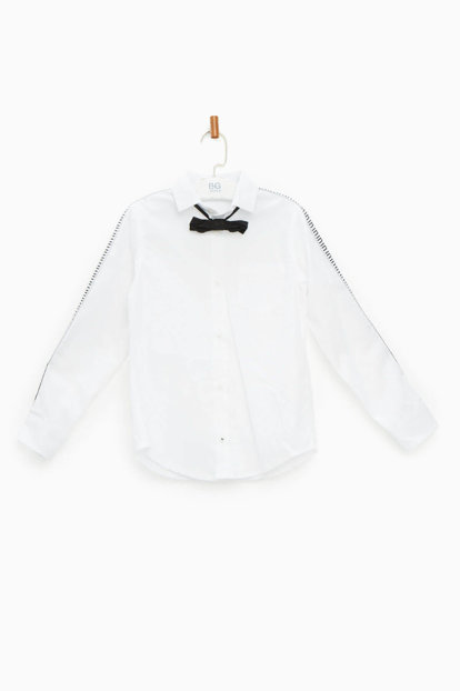 White Boys' Shirts 18SS1RF3609 18SS1RF3609