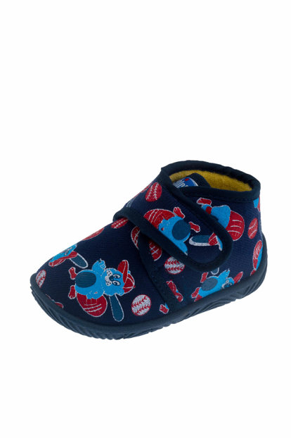 Navy Blue Girl Baby Ankle Boots Trippo 01056441000000 01056441000000