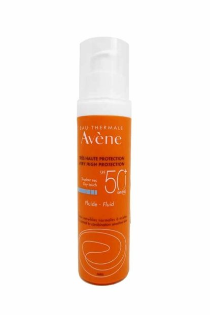 Sunscreen for Combination Skin - Fluide SPF50 + 50 ml 3282770112047