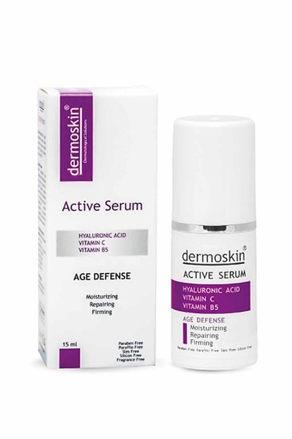 Moisturizing Skin Care Serum - Active Serum 15ml 8697796000448