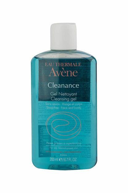 Cleansing Gel for Oily and Acne Skin - Cleanance Gel Nettoyante 200 ml 3282779365529