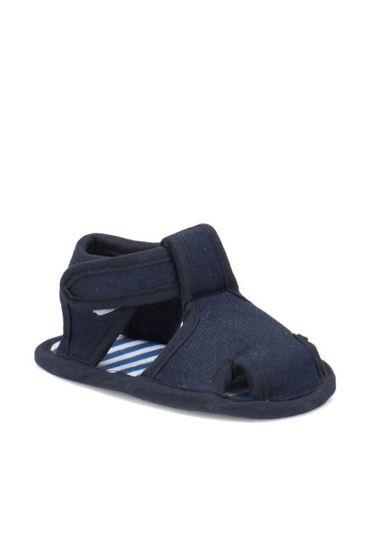 Navy Blue Boys' Slippers YK550 000000000100260417