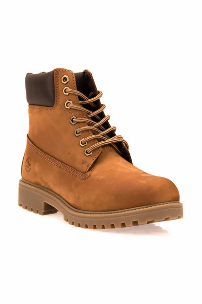 Genuine Leather Taba Men's Boots 100263717.731 7322LRIVER
