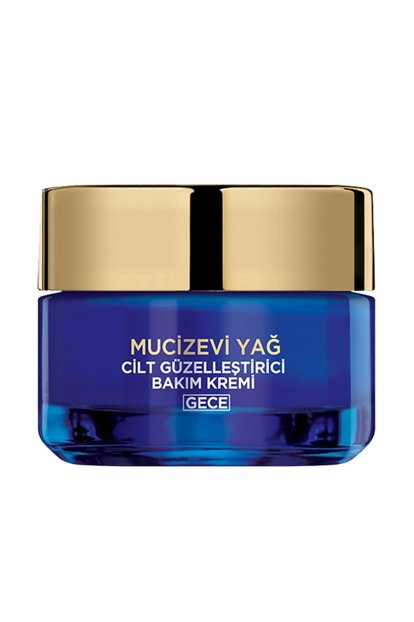 Miracle Oil - Night Care Cream - Dermo Expertise 50 ml 3600523044474
