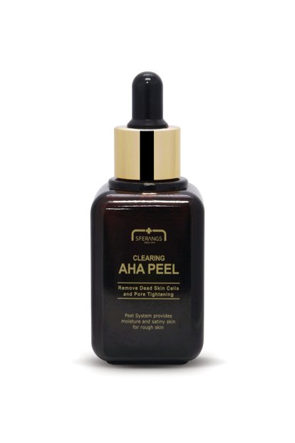 AHA Peeling Skin Dead Skin Purifying Skin Replenishing Cleanser Exfoliating 8809080827635