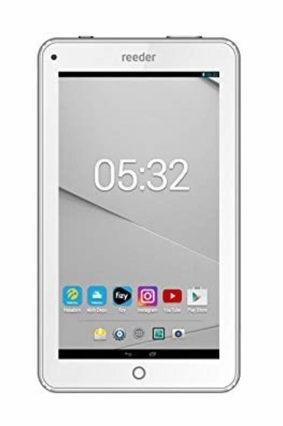 M7 Go Tablet 8 Gb White 123