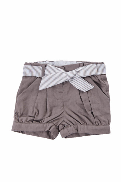 Children's Brown Kids Girls Pants - Short 09052508000000 09052508000000 09052508000000