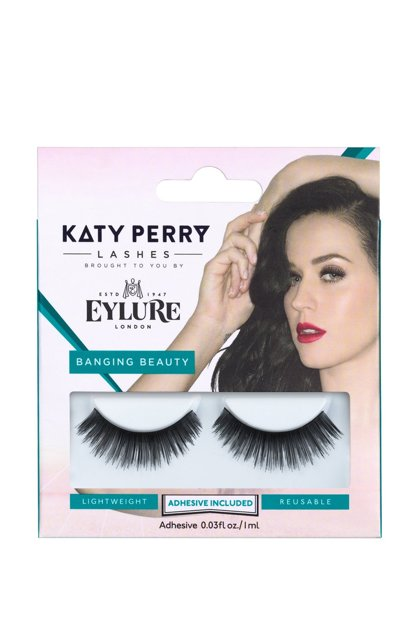 False Eyelashes - Banging Beauty 5011522097794