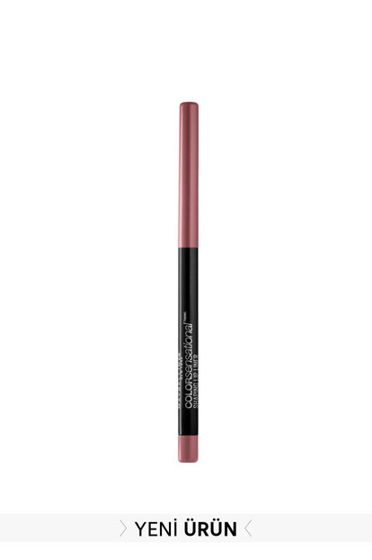 Lip Liner - Color Sensational Lip Pencil 56 Almond Rose 3600531496203