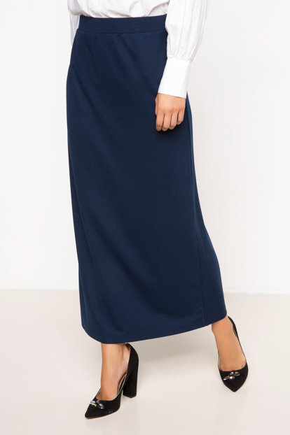 Women's Long Skirt H7315AZ.17AU.NV31