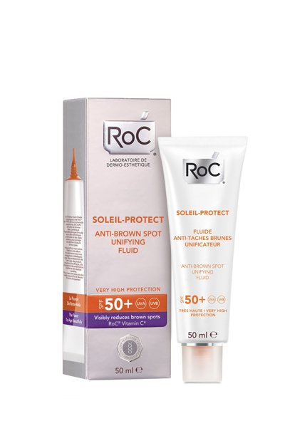 Anti-Blemish & Sun Protection Face Cream - Soleil Protect Spf 50 50 ml 3574661173573
