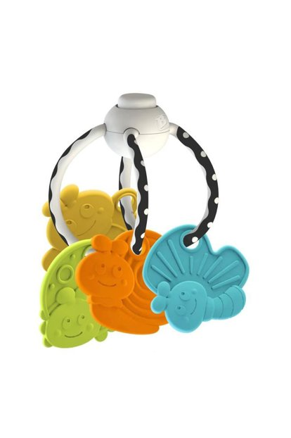 Baby Activity Toy with clip 3021105051329 3021105051329