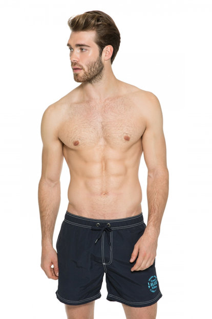 Men's Navy Blue Sea Shorts CCU-1855-1080_143