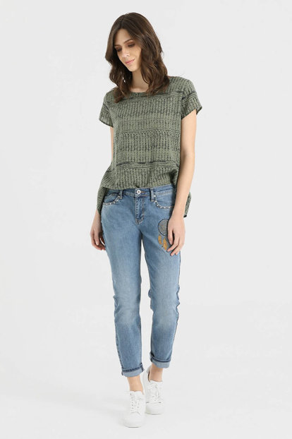 Women's Slim Fit Jean Daphne LF2017306