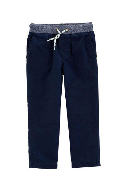Navy Blue Little Boy Pants - PW 248H038