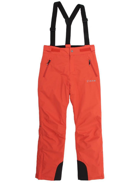 2AS Children's Ski Pants Orange