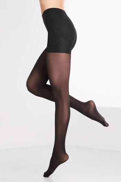 Women's Bodyforming Pantyhose Black 96428