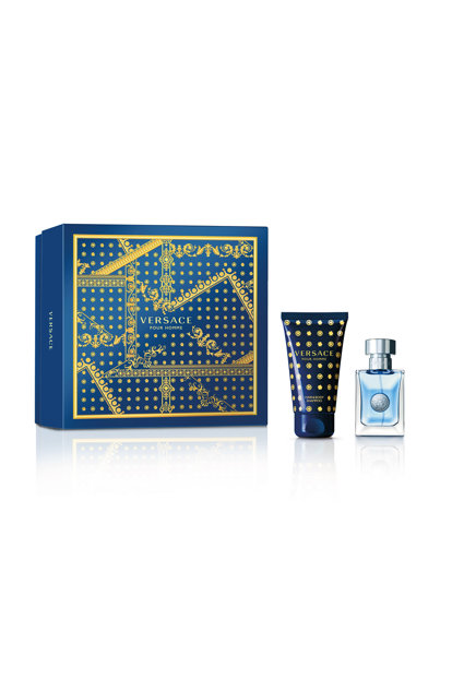 Pour Homme Edt 30ml Men's Perfume Set 8011003837465
