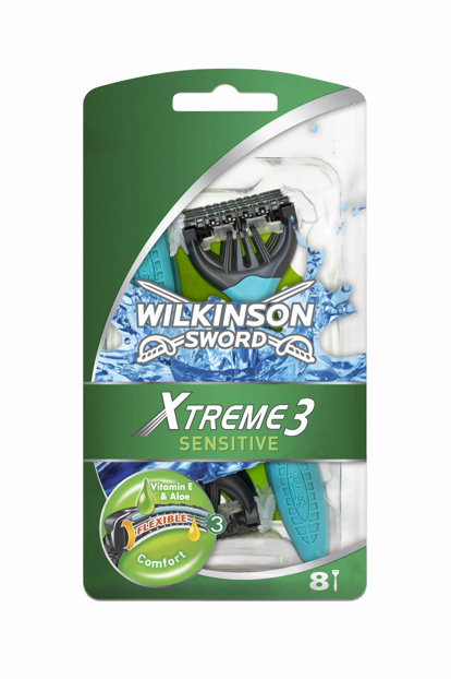 Xtreme 3 - Movable Head Razor Knife 8 Pack 70057090