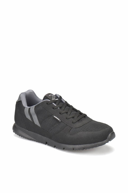 Black Gray Men's Sneaker 000000000100303102 000000000100303102