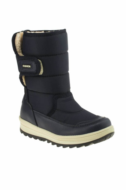 Navy Blue Children's Boots