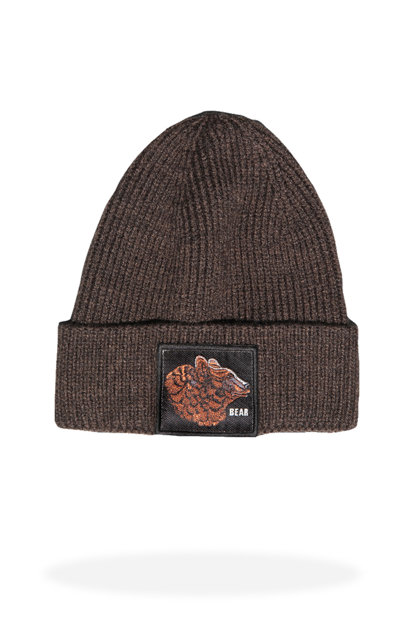 Men's Coffee Beanie - Jfbn18W04
