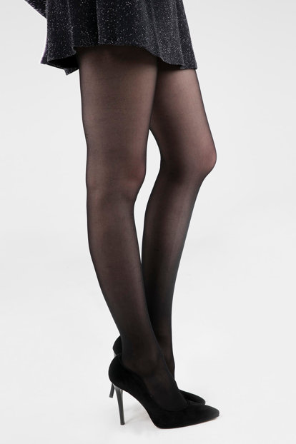 Women's Black Stockings 17085519