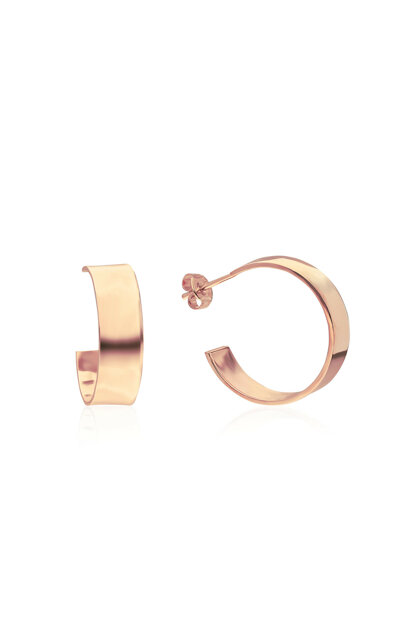 Small Size Ring Earring