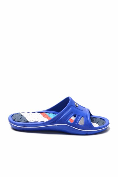 Men's Blue Slippers - Esem Esm615.M.000 - EA18SE008-440
