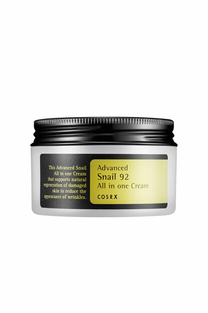 Snail Extract All-in-One Cream - Advanced Snail 92 All In One Cream 100 ml 8809416470016