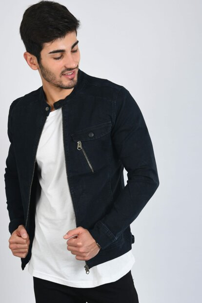 Men's Denim Jeans Jacket - 111459