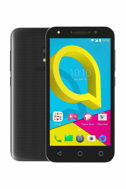 ALCATEL U5 8GB HD 5074D BLACK MOBILE PHONE (GENPA GUARANTEED) ALCATELU5SYAH