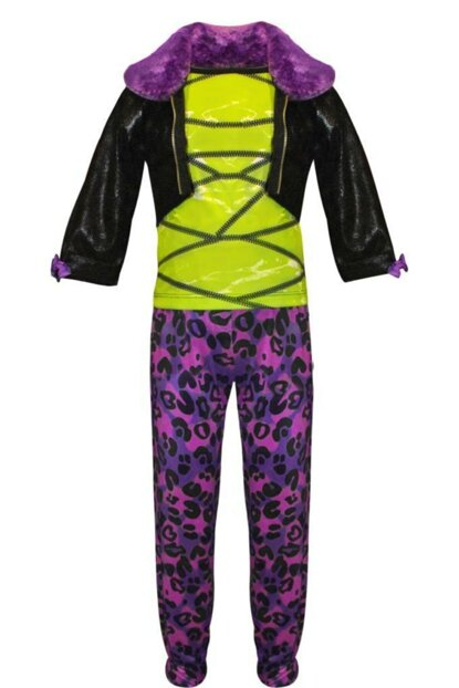 Monster High Clawdeen Wolf Kostuem.Monster High Clawdeen Wolf Costume New 4 6 Ages 43 250 Id
