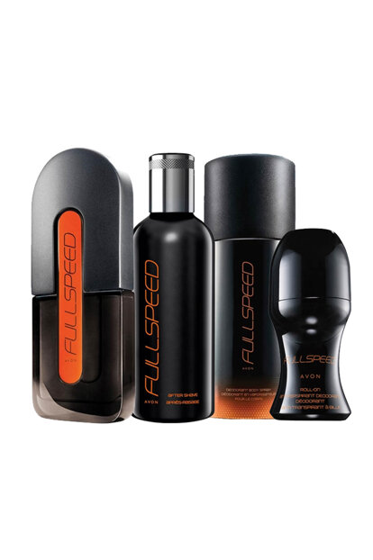 Full Speed Men's After Shave Care Kit 8681298983064
