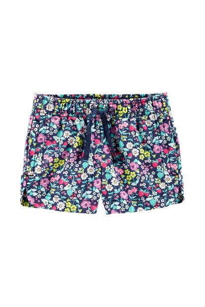 Blue Girls' Shorts 258H250