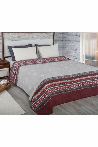 Dinarsu Double Cotton Blankets Winter DBT-050.20197.001