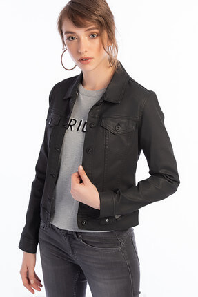 Women's Olivia 4 Denim Jacket 191 LCF 131004